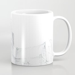 Old tenement house Coffee Mug