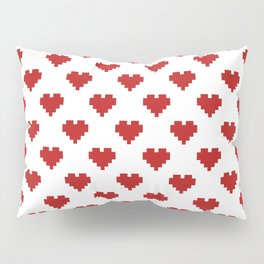 Love Pattern Pillow Sham