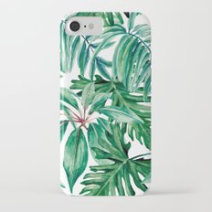 Tropical jungle Slim Case iPhone 7