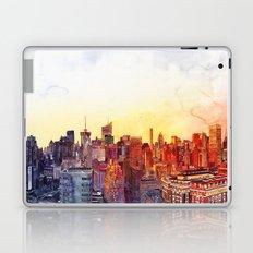 Sunshine in NYC Laptop & iPad Skin