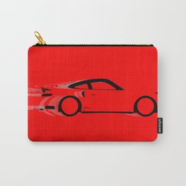 Fast Red Car Carry-All Pouch