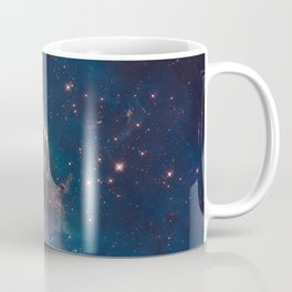 Stellar Jet in the Carina Nebula Coffee Mug