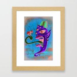 Annoyances Framed Art Print