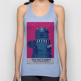To Victory! Unisex Tank Top