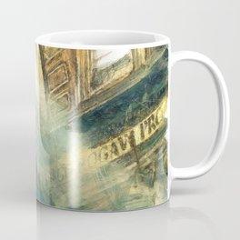 Sun Beam in St Peter's Basilica Coffee Mug