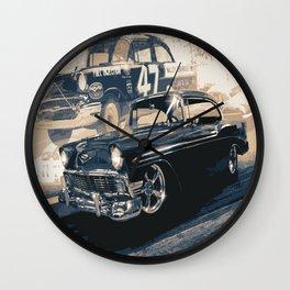 Chevy Bel Air Wall Clock