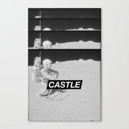 SURFACE // CASTLE Canvas Print