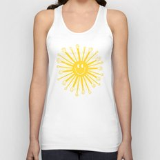 Heat Wave Unisex Tank Top