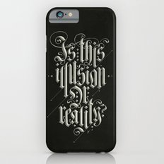 Is This Illusion Or Reality? iPhone 6s Slim Case