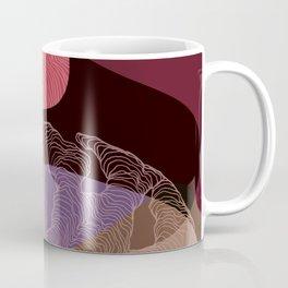 Dual Perspective Coffee Mug