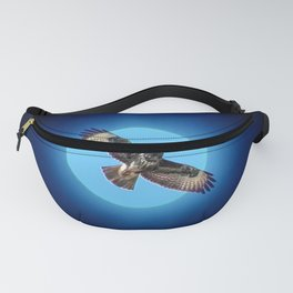 Moments - Full moon Fanny Pack