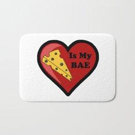 Cheese Is My BAE Bath Mat