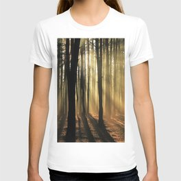 The Golden Forest (Color) T-shirt