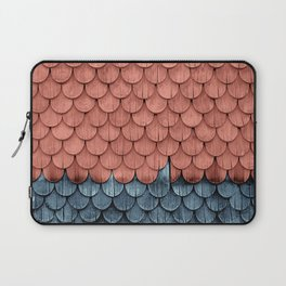 SHELTER / Little Boy Blue / Blooming Dahlia Laptop Sleeve