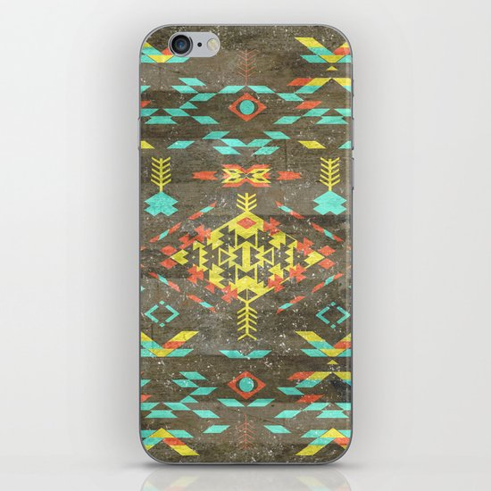 Native Aztec iPhone & iPod Skin