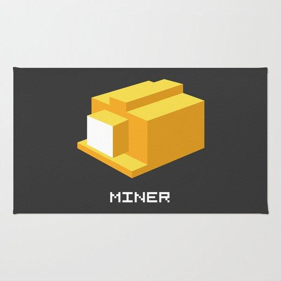 Miner Rug