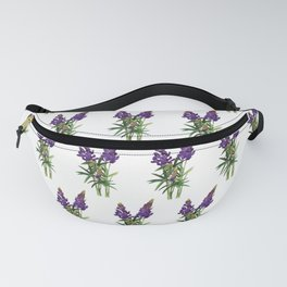 Lovely Lupine Fanny Pack