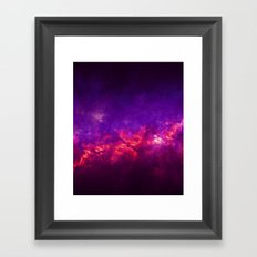Painted Clouds Vapors I Framed Art Print