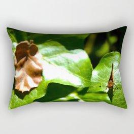 Hide in Plain Sight Rectangular Pillow