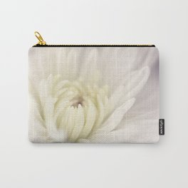 White Mum Carry-All Pouch