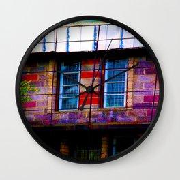 Making Frightening Beautiful Wall Clock
