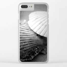 Shelly Hands Clear iPhone Case