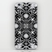 gothic iPhone & iPod Skins featuring Gothic by Ornaart