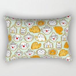circus cookies Rectangular Pillow