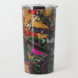 Wolves & Scandals Travel Mug