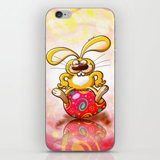 Proud Easter Bunny iPhone & iPod Skin