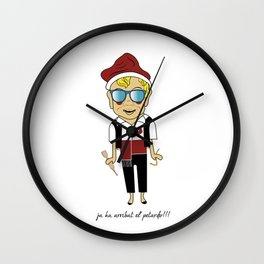 Nano de Reus Wall Clock