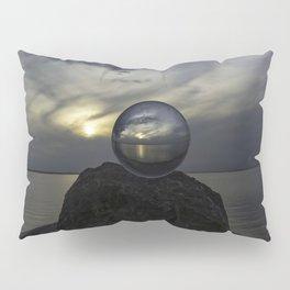 Sunset through the ball Pillow Sham
