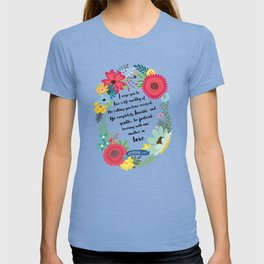 Ephesians 4:1-2 T-shirt