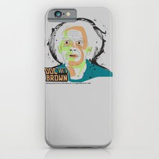 Doc Brown_INK - Back to the Future Slim Case iPhone 6s