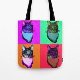 Cat Copy #42 Tote Bag