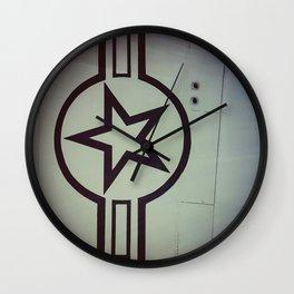 Air Force Insignia Wall Clock