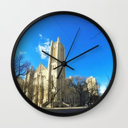 Knox United Church in Winnipeg Wall Clock