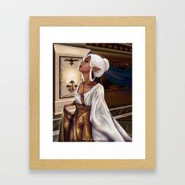 HALAMSHIRAL Framed Art Print