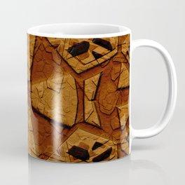 Ancient Stone Carvings Coffee Mug