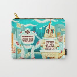 Rescue Kaiju Carry-All Pouch