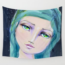 Dreamer by Jane Davenport Wall Tapestry