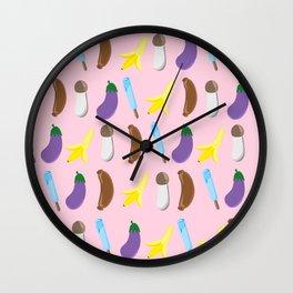 L-Lewd Wall Clock