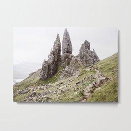 The Highlands Metal Print