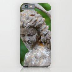 Backyard Statue iPhone 6s Slim Case