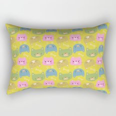 Happy Cats Rectangular Pillow