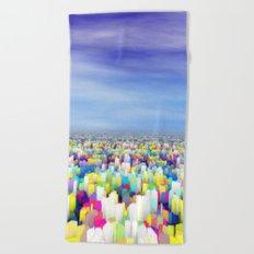 Infinite Horizon Beach Towel