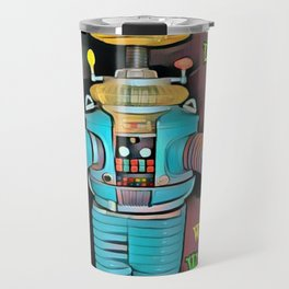 Lost in Space Robot Travel Mug