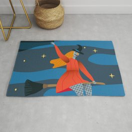 Myth Witch Rug