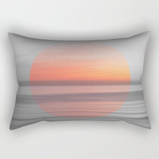 Under The Sun Rectangular Pillow