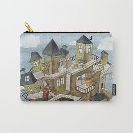 The house of secrets Carry-All Pouch